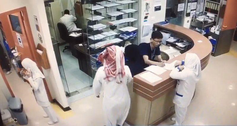 الإطاحة بشخص اعتدى على ممارس صحي بمستشفى خاص بالمدينة