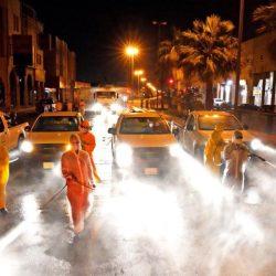 الداخلية: تطبيق إجراءات احترازية صحية بعدد من أحياء #جدة على مدار 24 ساعة