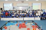(90) ألف ريال في ختام أولمبياد الروبوت التقني العالمي بالشرقية