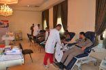 شرطة الشرقية تطلق حملة للتبرع بالدم بمشاركة مستشفى قوى الأمن