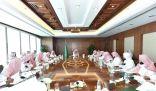 وزير الإسلامية يرأس الاجتماع الخامس للمعنيين  بقطاع الدعوة في الوزارة
