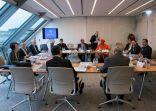 مركز الملك عبدالله للحوار بين أتباع الأديان  يناقش فعاليات بناء السلام لعام 2016 م
