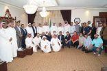 الملحقية الثقافية السعودية لدى الأردن تقيم حفل إفطار جماعي