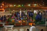 امانة الرياض تنظم فعاليات بمشاركة 100 شاب لعرض تجاربهم التطوعية للمتنزهين