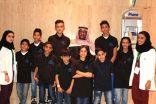برنامج ترفيهي بمدينة الملك فهد الطبية بمشاركة فريق Free Motion