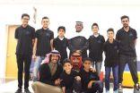 فريق Free Motion شارك احتفال مستشفى الملك عبدالله بالحرس الوطني