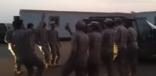 بالفيديو .. فرحة منسوبو وحدة #الباتريوت بعد تدمير صاروخ حوثي بـ #جازان