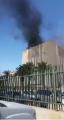 بالفيديو .. فرق الدفاع المدني تسيطر على حريق في مبنى التلفزيون بالرياض