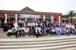 بالصور .. افتتاح اللقاء المتوسطي الخامس عشر لرواد الكشافة بمشاركة المملكة