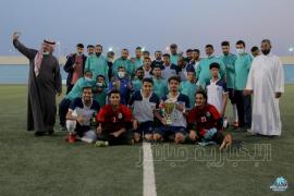 نادي #العمران بطل دوري #الأحساء