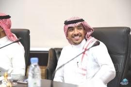 محمد الضيف مديرًا للمركز الإعلامي بنادي #الفتح