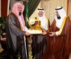 أمير المنطقة الشرقية يستقبل الرئيس العام لهيئة الأمر بالمعروف والنهي عن المنكر