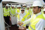 وزير المياه والكهرباء يطلق المرحلة 2 للخط الناقل لمياه الصرف الصحي لمحطة منفوحة