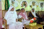 بالصور .. وكيل أمارة مكة يشرف الحفل الختامي لبرنامج ضيوف الرحمن بالنزهة