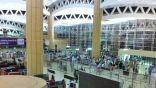 11 % نموا في حركة السفر عبر مطار الملك خالد خلال الربع الأول