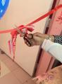 بالصور .. افتتاح مقهى القراءة في ثانوية الشعبة الأولى
