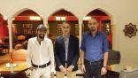 """"""" الشوربجي """" سفير النوايا الحسنة للشئون الإقتصادية متحدثا في مؤتمر ترويج الصعيد"""