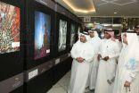 """جولة في مواقع مدرجة ضمن التراث العالمي في معرض """" ألوان السعودية """""""