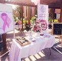 طالبات كلية الطب ينفذن حملة توعوية بسرطان الثدي