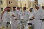 مدير جامعة الملك فيصل يستقبل الرئيس التنفيذي للبنك السعودي للاستثمار