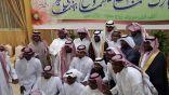 بالصور .. آل غلفيص يحتفلون بزواج أحمد