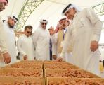 الرزيز يكسب 23 صفقة قياسية و( الذهبية ) تُسجل 189 ألفاً في مهرجان تمور الاحساء