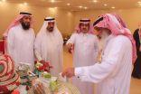 نائب رئيس غرفة الخرج يزور معرض الزراعة العضوي بمديرية الزراعة