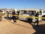 مصرع 3 طالبات وإصابة 9 في حادث انقلاب حافلة في بيشة