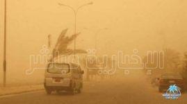 الأرصاد تحذر … عواصف ترابية على 12 منطقة لمدة 3 أيام