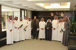 وكيل أمانة الرياض يكرّم المشاركين في دورة تأهيل مراقبي المباني والمنشآت