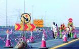 #أمانة_الشرقية : برامج وخطط لتطويرحركة النقل والمرور هي سبب كثرة تحويلات الطرق