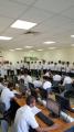 الكلية التقنية بخميس مشيط تستقبل اول دفعة من طلاب  وزارة التعليم في برنامج تكامل