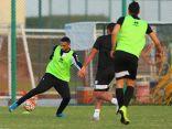 هجر يواصل تدريباته اليومية ضمن معسكر الفريق في قطر