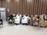 تكريم المجلس البلدي في دورته الثانية بمحافظة وادي الدواسر
