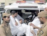 #الجوازات :الغرامة والسجن لـ 76 مخالفا نقلوا حجاجًّا بدون تصريج
