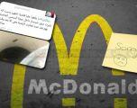 "سجن مواطن أبلغ عن وجود "" صرصور "" في مطعم "" ماكدونالدز "" !"