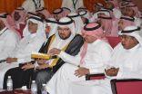 ثانوية الملك خالد بالهفوف تحتفل بتخريج طلابها لعام 1435- 1436هـ
