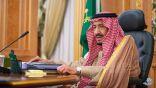 خادم الحرمين يمنح الغبان والراشد وسام الملك خالد من الدرجة الثالثة