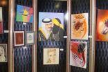 """تشكيليون سعوديون وعرب يعرضون أعمالهم في  """"عبير الأحساء"""""""