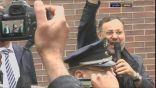 """بالفيديو .. السلطات الألمانية تخلي سبيل مذيع """"الجزيرة"""" أحمد منصور"""