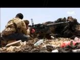 """بالفيديو .. تحالف دعم الشرعية يُسيطر على """"تلة"""" استراتيجية في مأرب"""