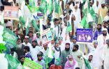 مجلس علماء باكستان يؤكد وقوفه وتأييده مع #المملكة