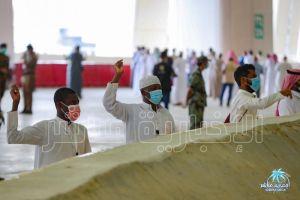 ضيوف الرحمن يبدأون رمي الجمرات ثاني أيام التشريق