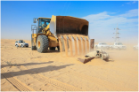إحباط تعديات على أراضٍ حكومية بـ 1.3 مليون متر مربع في #جدة
