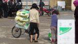 80 طن مواد غذائية عاجلة من الحملة الوطنية السعودية للعائلات النازحة السورية
