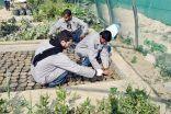 جمعية  ذوي الإعاقة بالأحساء تطلق برنامج التدريب الزراعي الخامس