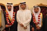 عائلة الجباره تحتفل بزفاف ابنها حسين
