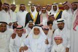 """بالصور .. عائلة العيد بمدينة العيون تحتفل بزفاف """" صالح و محمد """""""