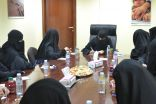 نسائي جمعية المعاقين بالأحساء ينظم ورشة تبادل الخبرات لأمهات ذوي التوحد