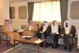 الأمير بدر بن جلوي يطلع على مستجدات مؤتمر الأحساء الدولي